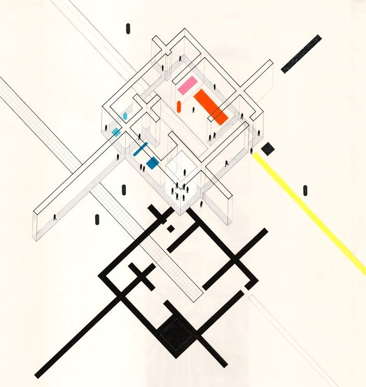 Image 31 of 45 from gallery of Fantastic Architecture: Illustrations By Bruna Canepa. © Bruna Canepa