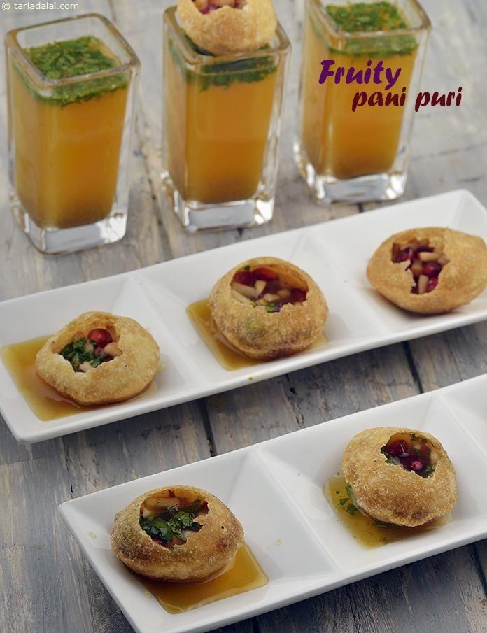 Fruity Pani Puri