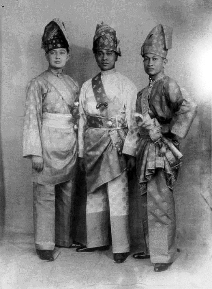 Riau Nobleman and Royalty