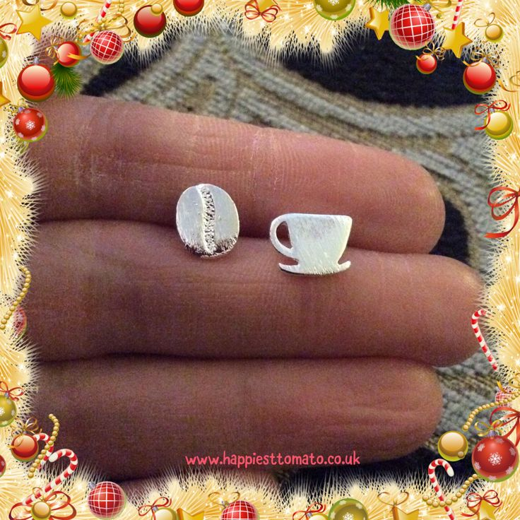 ⭐️⭐️⭐️ADVENT CALENDAR STAR OFFERS!⭐️⭐️⭐️ It's Dec 5th and for one day only, these fabulous silver coffee cup earrings have been reduced to just £4.99!☃️ http://www.ebay.co.uk/itm/152444851917  #XmasGifts #jewellery
