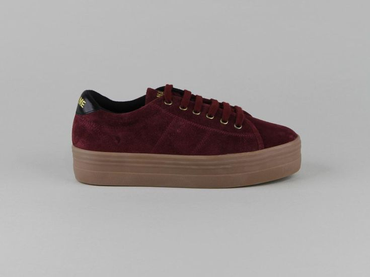 No Name PLATO SNEAKER - Chaussures Femme - Lacets