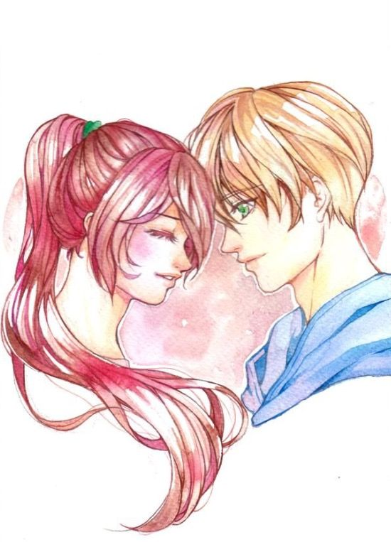 Eggnoid Webtoon ~Veeery beautiful and cute a webtoon. You should definitely read.