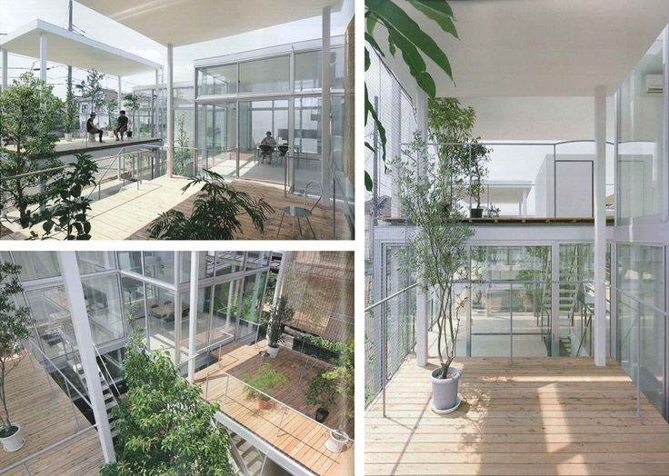 Shakujii Apartment / SANAA / Tokyo,Japan