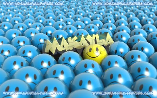 My Name 3d Wallpapers: 7 Best My Name Makayla Images On Pinterest