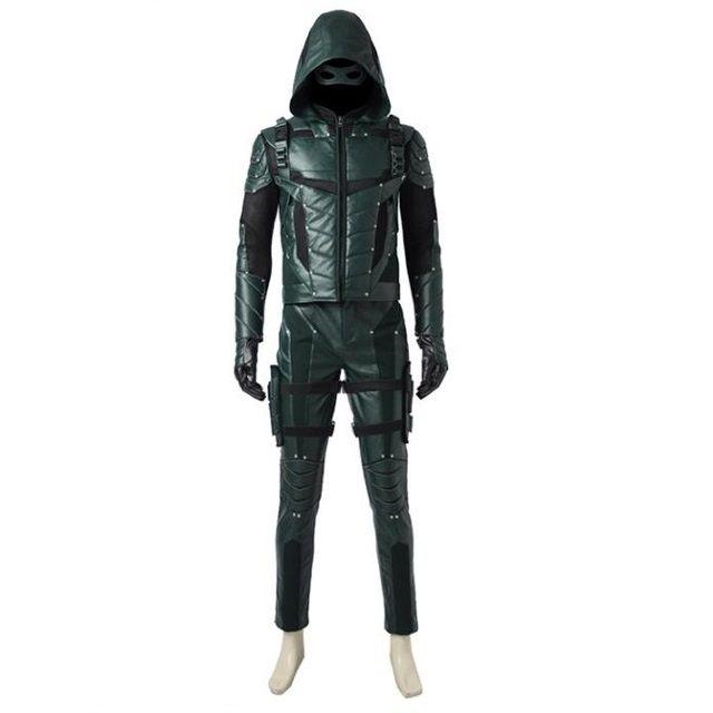 Green Arrow Oliver Queen Cosplay Costume //Price: $250.00 & FREE Shipping //     #superheroez #superheroes #marvel #dccomics