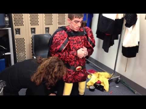 ▶ Lord Farquaad costume tutorial - YouTube