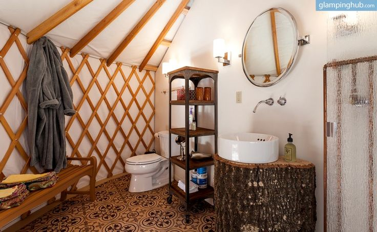Luxury Yurts in Southern California | Glamping in California
