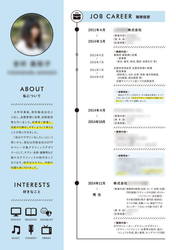 履歴 書 web 履歴書・職務経歴書テンプレート(Excel・Word)無料ダウンロード