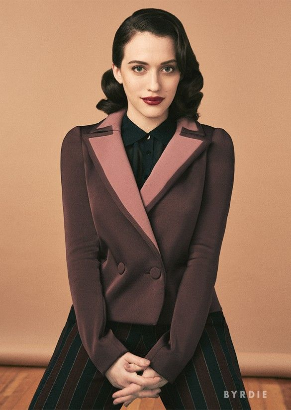 Exclusive: See Kat Dennings Transform Into Her Beauty Icons via @byrdiebeauty