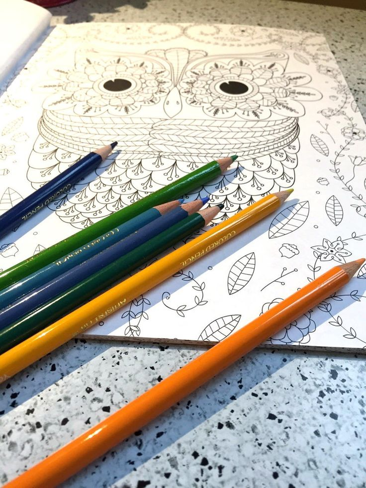 6 Free Printable Coloring Books PDF Downloads