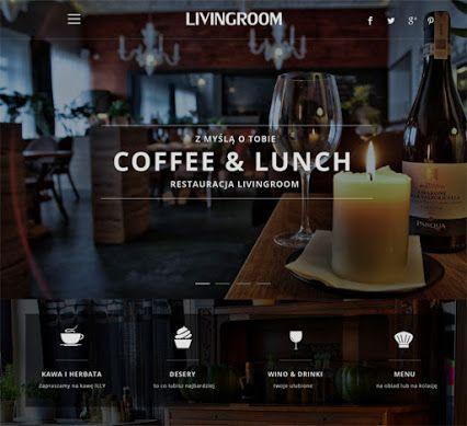 Restaurant Livingroom www.e-livingroom.pl/