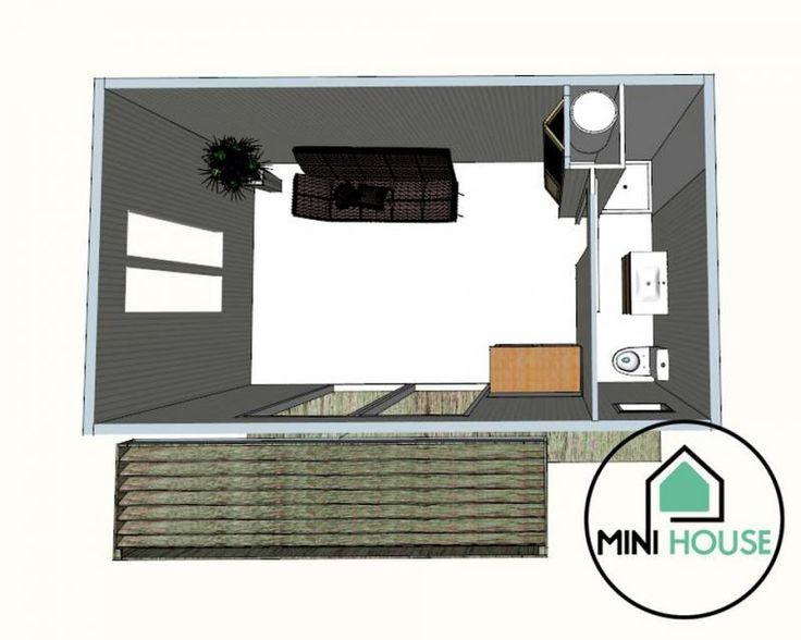 UN RENDEMENT SANS ÉGAL Vous êtes déjà propriétaire du terrain. Nos studios de jardin permettent d'accéder à l'achat d'un studio à louer à un prix unique sur le marché. Ce qui fait de notre produit un placement à forte rentabilité de 15% à 20%. De plus pour garantir votre confort de vie et votre espace personnel, notre conseillère en aménagement extérieur et jardin paysagé peut étudier un projet qui intégrera votre studio de jardin tout en en garantissant votre intimité www.mini-house.fr