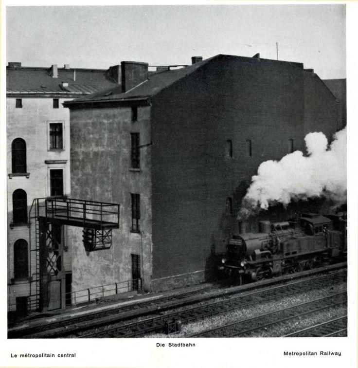 ca 1920 Berliner Stadtbahn