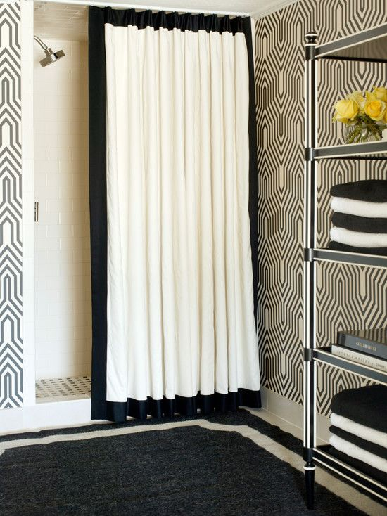 36 best Shower Curtains images on Pinterest | Bathroom ideas, Home ...
