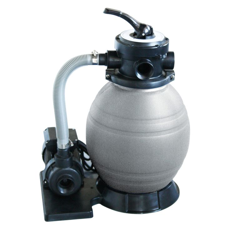 Blue Wave Sand Filter System with Pump for Above Ground Pools - NE6145