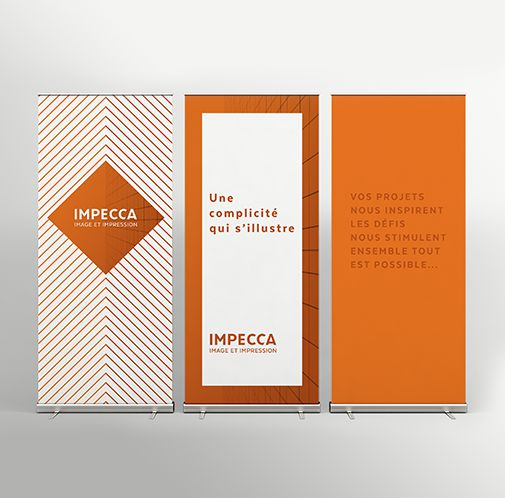 Impecca / Structure parapost / Beez Créativité Média