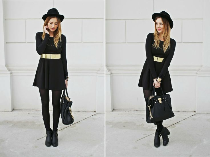 Trend: Black and gold http://trendbook.cz/profile/show/Lenkabriska?blog=1