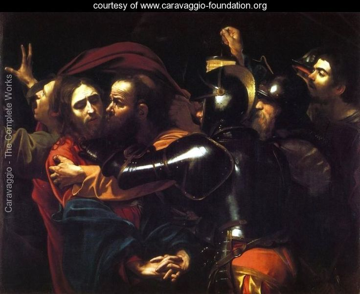 Taking of Christ c. 1598