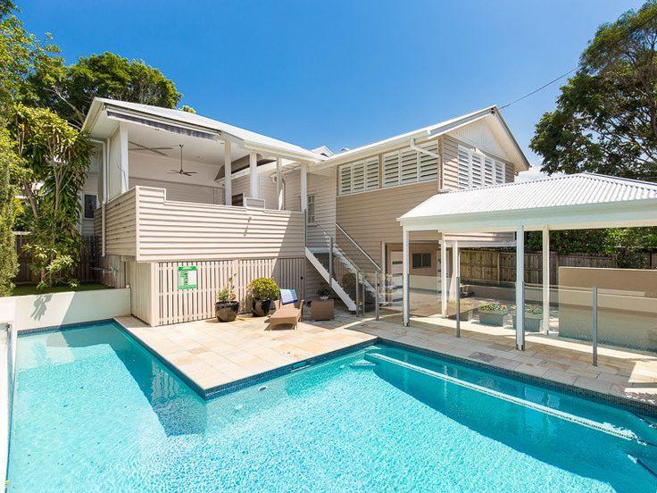 Queenslander with pool....