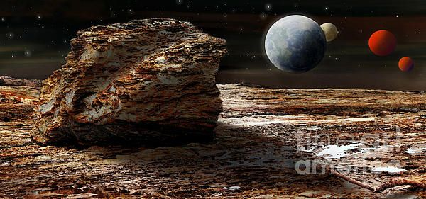 MY #VIEW FROM #MARS 2 #Photography Quality Prints and Cards available at:  http://kaye-menner.artistwebsites.com/featured/my-view-from-mars-2-kaye-menner.html  -