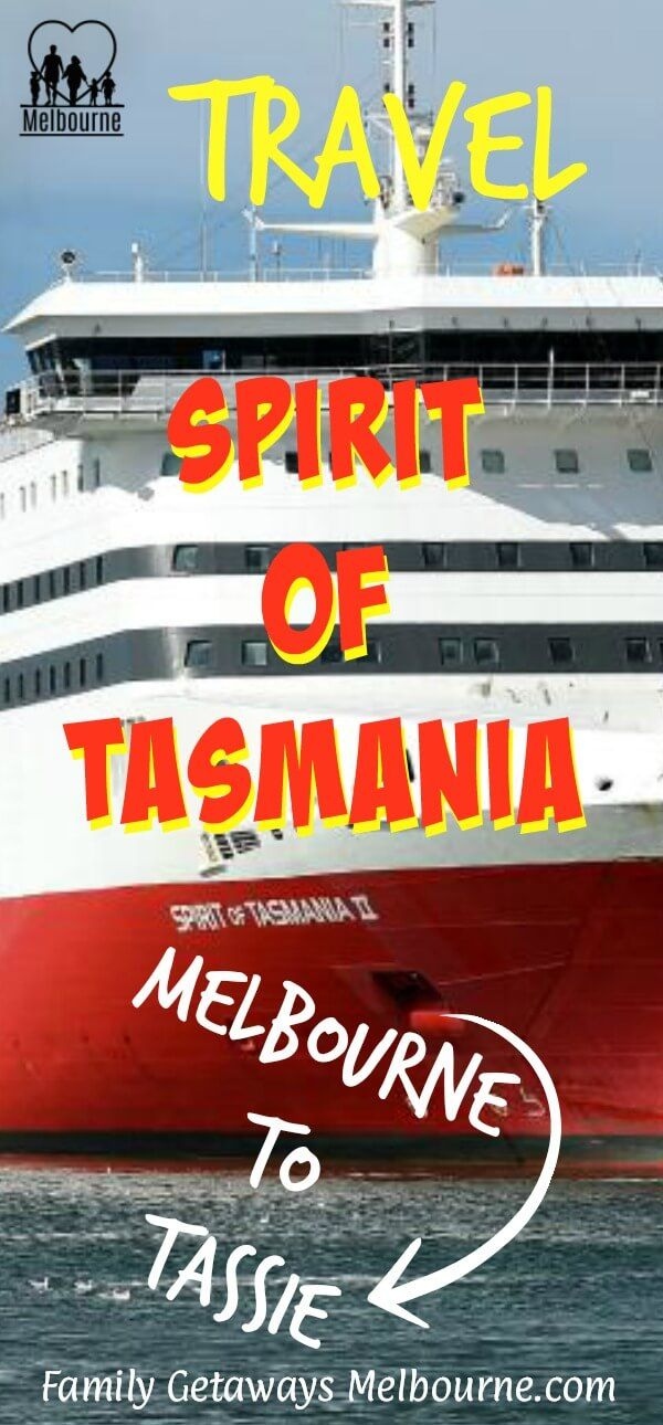 Catch the Spirit of Tasmania at Poirt Melbourne and travel across Bass Strait to the southern island of Tasmania. Click the image here for more details.