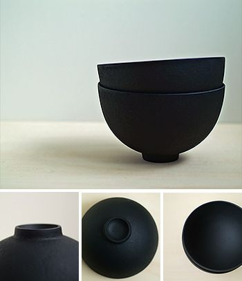 Nobuho Miya - A master forger of nambu tetsu, or traditional cast iron, Nobuho Miya works from his Kamasada ironware studio, founded by one of his ancestors in the Meiji era.