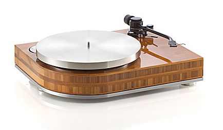 If It's Hip, It's Here: Montegiro Luxury Turn Tables: A Reason To Keep All That Vinyl