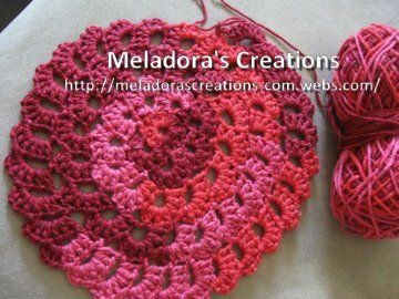 Crochet Stitches Meladora : CROCHET STITCHES - Meladoras Creations Free Crochet Patterns ...