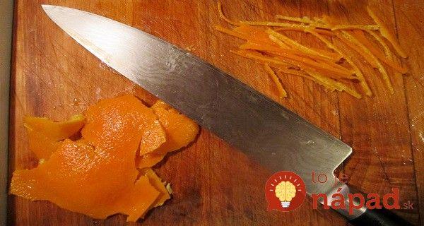 Prečítajte si, prečo vyhadzovať šupku z mandarínky, rozhodne nie je dobrým nápadom! :-)