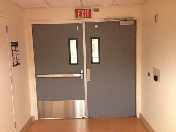 Metal Double Doors 25+ best hollow metal doors ideas on pinterest | metal fence gates