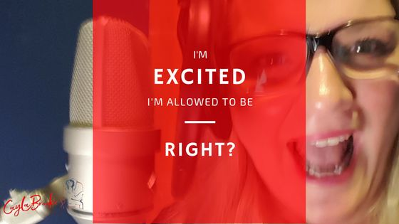 I'm excited. I'm allowed to be. Right? https://caylabrooke.com/blog/blog/i-m-excited-i-m-allowed-to-be-right?utm_campaign=coschedule&utm_source=pinterest&utm_medium=Cayla&utm_content=I%27m%20excited.%20I%27m%20allowed%20to%20be.%20Right%3F Enjoying the moment is freeing!