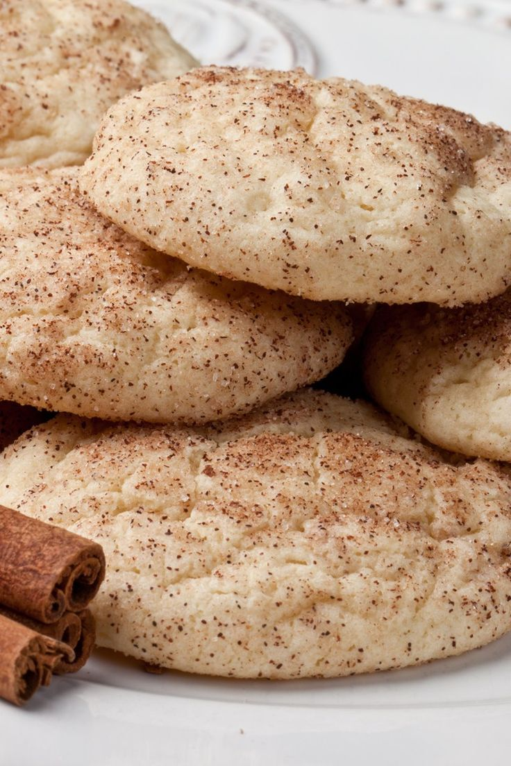 The Best Snickerdoodles Recipe - I can't think of snickerdoodles without thinking of my daughter. They were always her favorite!