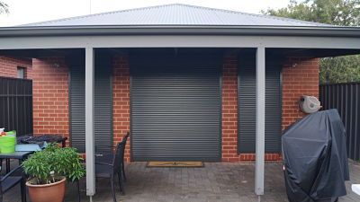 Woodland Grey now a standard roller shutter colour! | The Roller Shutter Repair Company Adelaide