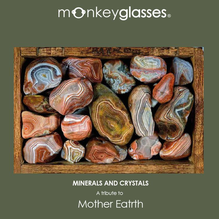 Minerals & Crystals from Mother Earth