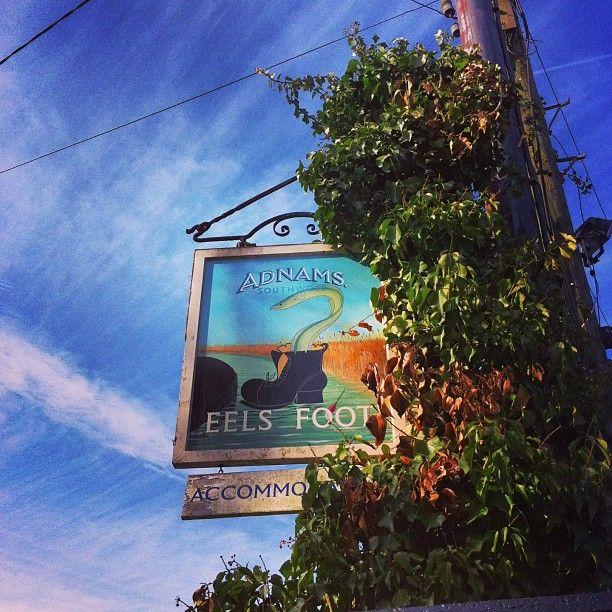 Eastbridge Pub And Dog Walk