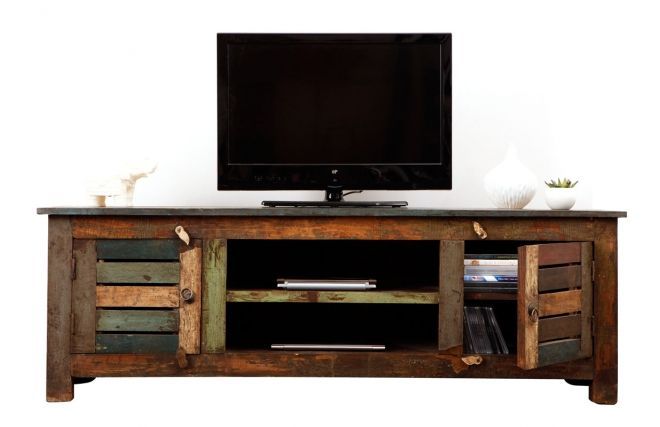 meuble tv bois recycl mayotte tvs and zoom. Black Bedroom Furniture Sets. Home Design Ideas