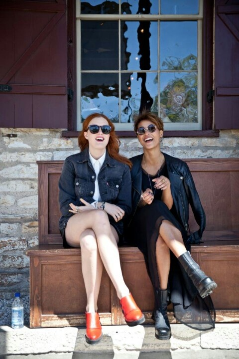 "Mini Pop Kids & Icona Pop - ""I Love It!""  ow.ly/pVaAE"