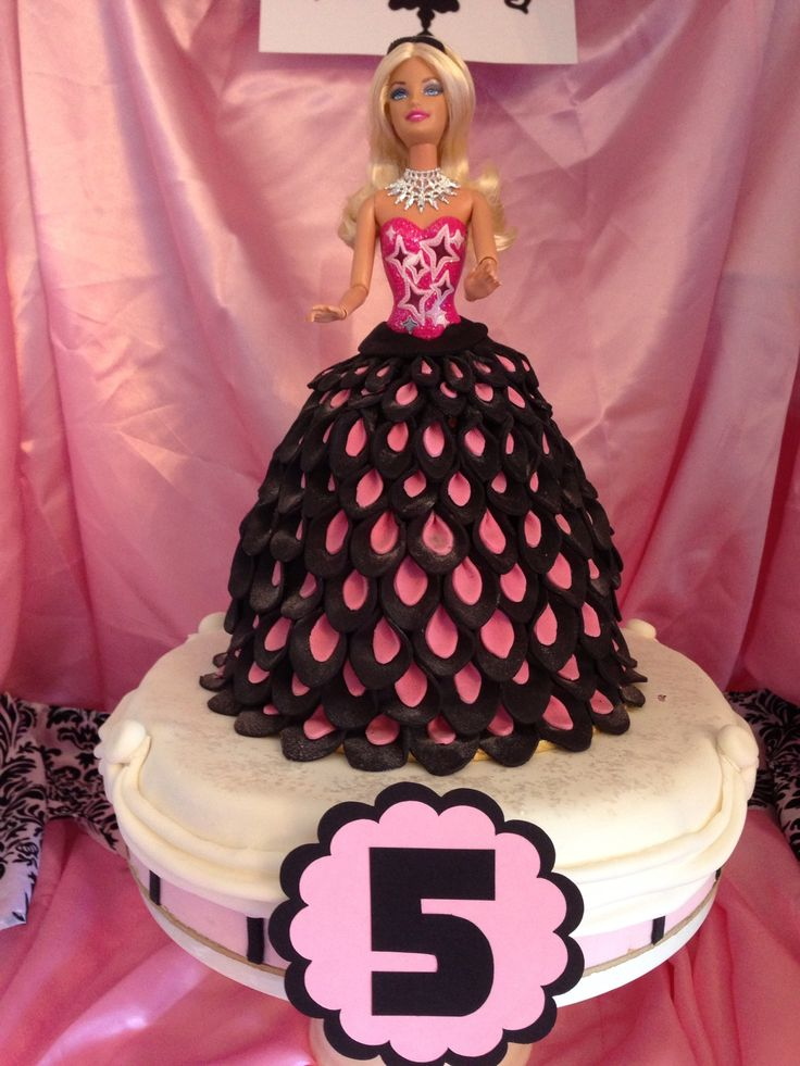 barbie birthday cake 1000 images about vintage cake ideas on 1496