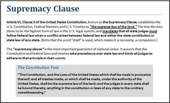 supremacy clause | Supremacy_Clause.jpg?1359814284