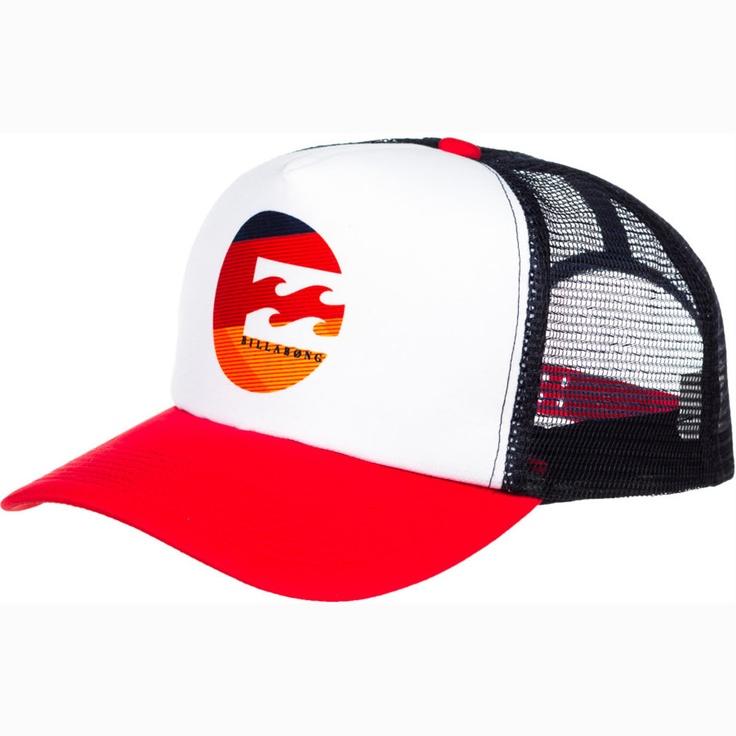 Billabong NuWave Trucker Hat for Men