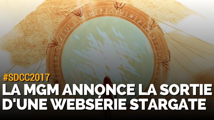 En marge de la célébration des 20 ans de la série Stargate SG-1, le studio MGM a profité du Comic Con de San Diego pour annoncer la mise en chantier d'une websérie Stargate.