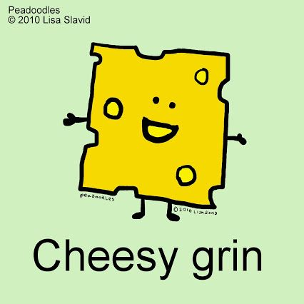 Another cheesy pun, literally! #peadoodles #cheesypun #cheese #cartoon #punny #positive #smile #grin
