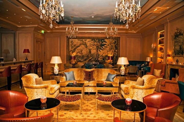 Nouveau bar Hôtel Bristol // Paris