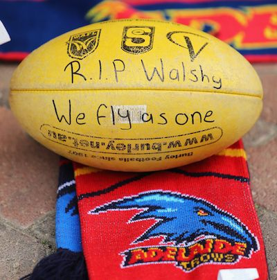 Adelaide Crows Coach Phil Walsh Found Dead In His Adelaide Home