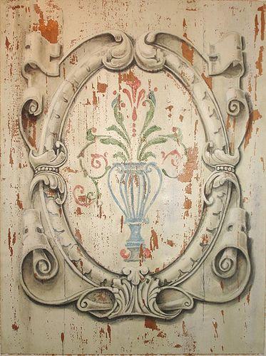 Learn Trompe Loeil Secrets From a Master (Michel Nadaii)