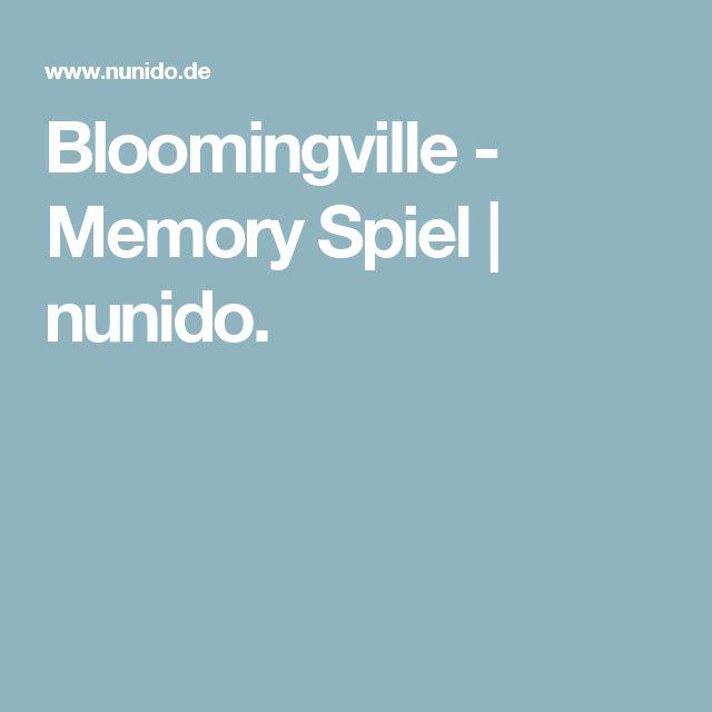 Bloomingville - Memory Spiel | nunido.