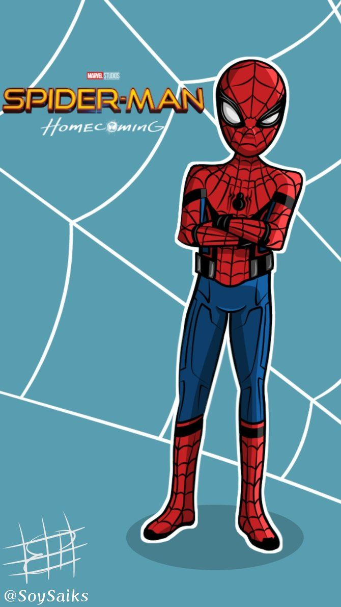Spider-Man Homecoming by SoySaiks