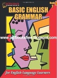 """Title name of the book is """"Basic English Grammar"""" Written by Anne Seaton • Y. H. Mew."""