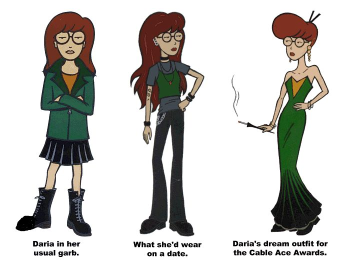 Mtv | Outpost Daria - In the Media: Women's Wear Daily - June 1998