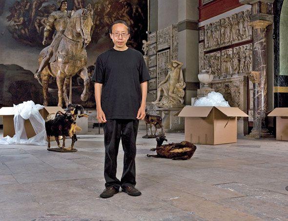 Huang Yong Ping: Art & Design: Wmagazine.com